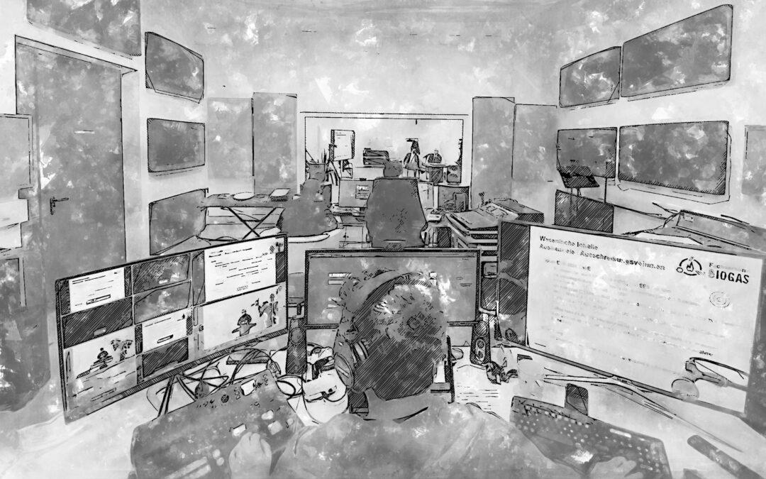 Die concept.20 Ton- und Streaming Studios in Trier